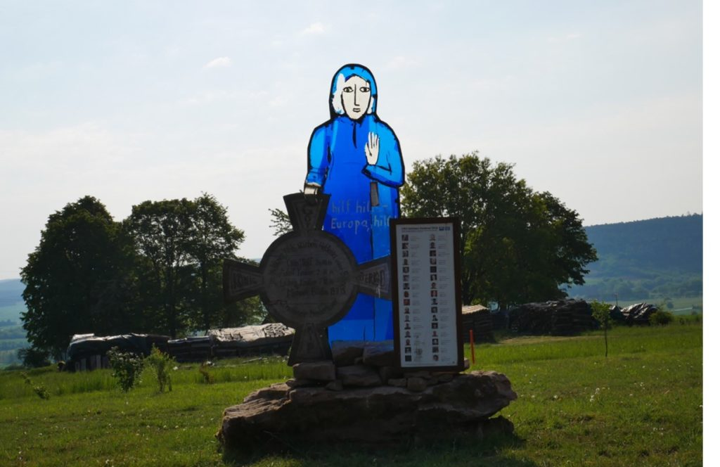 UNO-Soldaten-Denkmal
